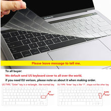 Crystal Laptop Case+Keyboard Cover+Screen Film+Dust Pulg For Apple Macbook Air Pro Retina Touch Bar 11 11.6 12 13 15 15.4 inchs 1