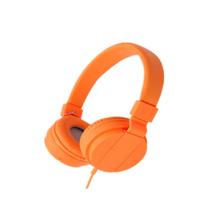 DEEP BASS Headphones Earphones 3.5mm AUX Foldable Portable Adjustable Gaming Headset For Phones Computer PC Music