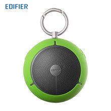 EDIFIER MP100 Outdoor Portable Mini Type Bluetooth Wireless Metal Speaker Waterproof Audio Break point Memory Micro SD Speaker