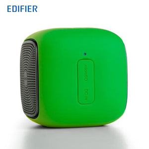 EDIFIER MP200 Speakers Mini Portable Wireless Bluetooth Speaker Super Bass Loudspeakers with waterproof+ SD Card for smartphone