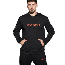 GYMOHYEAH2018 Mens Hoodies Hot Sale Fitness Brand Long Sleeve Bodybulding Men Sweatshirts Gyms Muscle Fit Clothes Hooded Jackets