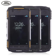 GuoPhone V88 Smartphone IP68 Waterproof Phone 4.0 Inch 1GB 8GB 8MP 3200mAh 3G Mobile Phone Support GPS Outdoor Smart Phone