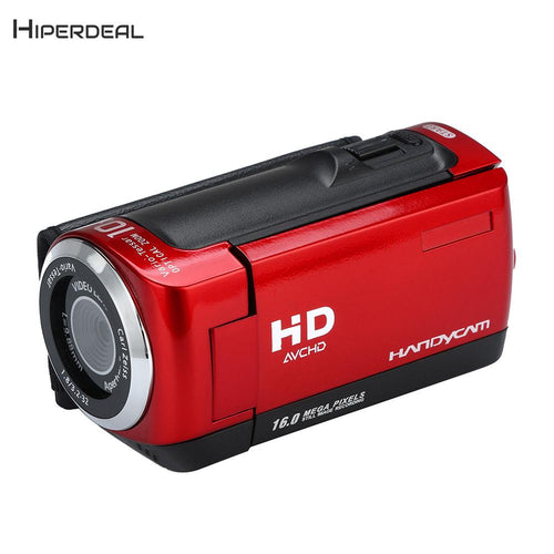 HIPERDEAL 16X Digital Zoom HD-D40 Video Camcorder HD 1080P Handheld Digital Camera DV Camera Player Fashion Gift