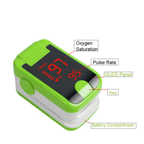 Health care CE FDA Finger Pulse Oximeter monitor ,Oximetro de dedo oximeter Spo2 Blood Oxygen saturation Body monitor oxymeter-
