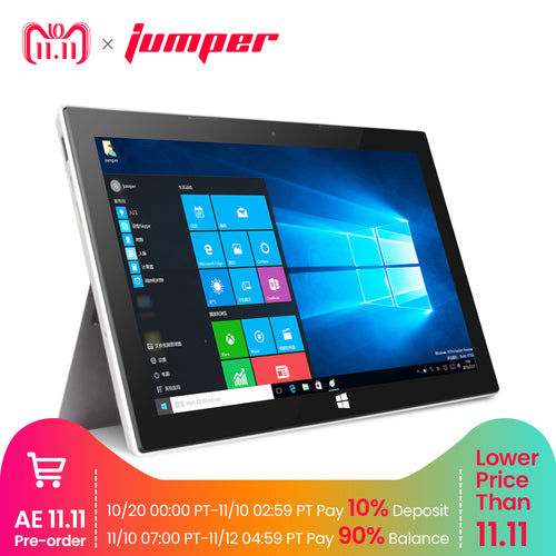 Jumper EZpad 7S 2 in 1 tablet 10.8