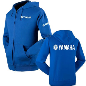 Men Fashion Tracksuit Male yamaha Sweatshirt Hoody Mens Hoodie jacket Cardigan Zipper 7 Colors Hoodies coats