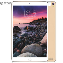 New Arrive 10.1 Inch Octa Core 1920x1200 IPS Android 7.0 Phone Call Sim Card 3G Tablet Pc Built-in 3G WiFi Bluetooth pc tab