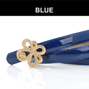 New Design Women's Belts Genuine Leather Buckles Waistband Luxury Brand for Jeans Dress Female Top Quality Straps Ceinture Femme