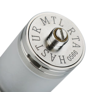 New Original 3.5ml Cthulhu Hastur MTL RTA Tank with 5 Swappable Air Flow Resisters & Raised Building Deck Vape Atomizer