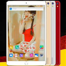 New Tempered Glass 10.1 inch Tablet PC Android 7.0 Octa Core 4GB RAM 32GB ROM 5MP Built-in 3G WIFI GPS 3G phone call pc tablets