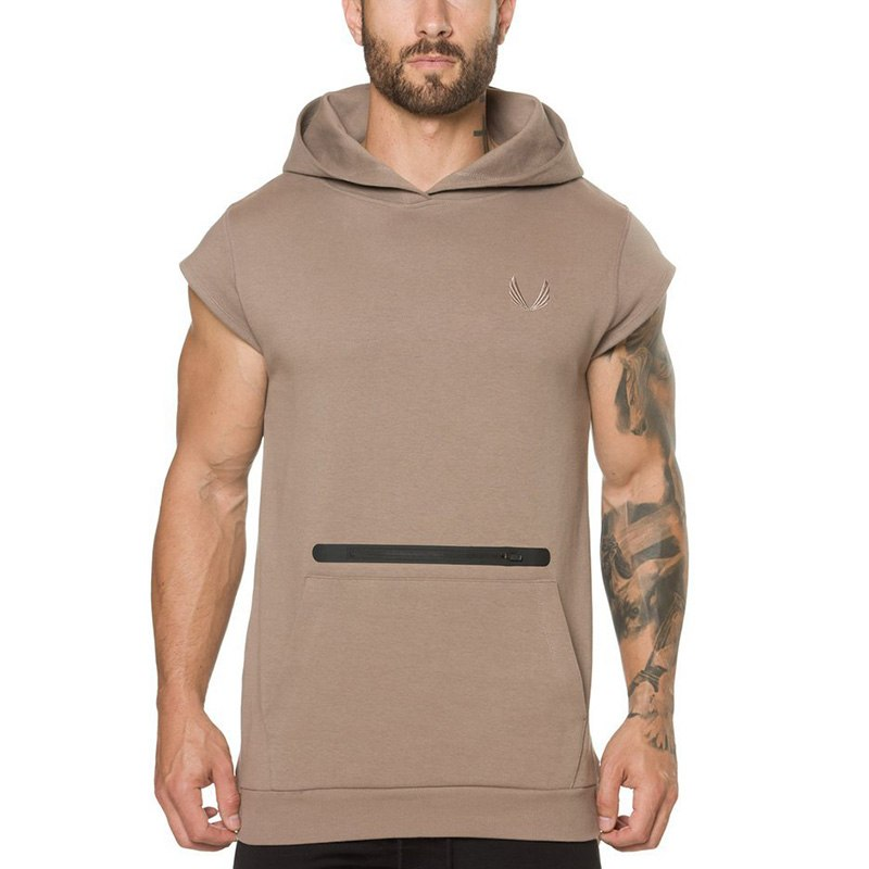 New autumn Camouflage fitness Bodybuilding short sleeves sportswear clothing Printing Chic Designed Full Sleeve Men Sweatshirt