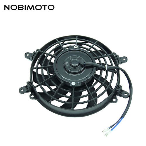 Newest High Performance Radiator Cooling Fan Oil Cooler Water Cooler Cooling Fan For Dirt Bike Motorcycle ATV Quad Buggy 2FS-004