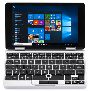 One Netbook One Mix Yoga Pocket Laptop Tablet PC 7.0'' Windows 10.1 Intel Atom X5-Z8350 Quad Core 8GB RAM 128GB EMMC Notebook