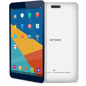 "Original Onda V80 Android 7.0 Tablet PC 8"" IPS 1920*1200 Allwinner A64 Quad Core WiFi Bluetooth Camera 2GB RAM 16GB ROM"