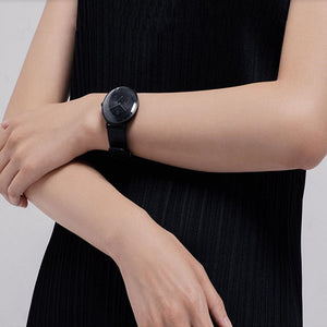 Original Xiaomi Mijia Quartz Smart Watch BT IP67 Waterproof Mechanical SmartWatch Pedometer Intelligent Reminder For Android IOS