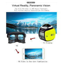 Panoramic Camera 2018fashion 360 Degree Panoramic Camera Wifi 4K 16M Virtual Reality 30M JL.10