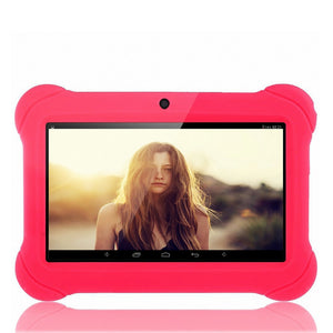 Popular 7 inch Tablet for Kids Children Gift Game Apps Android 4.4 WiFi Quad Core Tablet pc 7 8 9 10 10.1