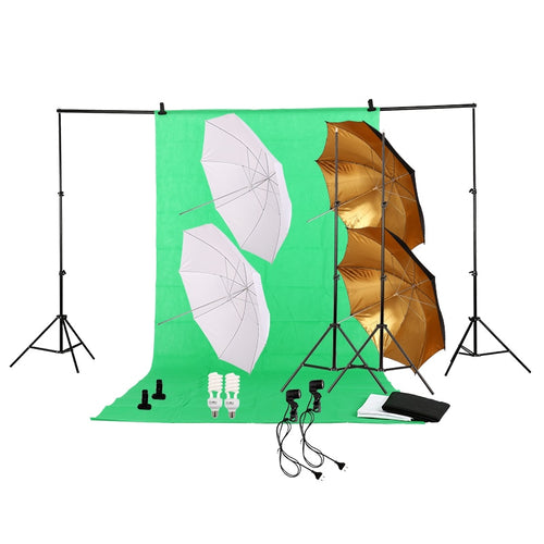 Professional Photography Photo Studio Lighting Kit 45W 5500K Daylight Studio Bulbs Photo Video Equipment Softbox Set
