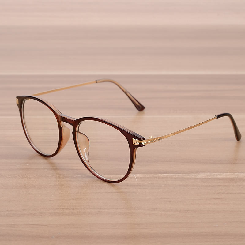 Simple Style Women And Men S Optical Glasses Frames Clear Fashion Eyeg Onshopdeal Com