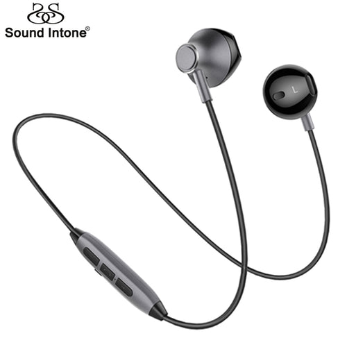 Sound Intone H2 Bluetooth Headphones Waterproof Wireless Earphones Sports Bass Bluetooth Earphone With Mic For iPhone xiaomi