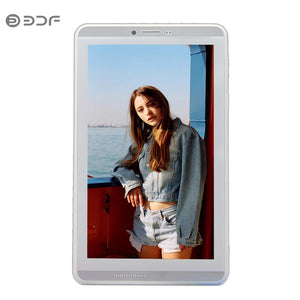 Super Nice 7 Inch Screen Android 6.0 Phone Call Sim Card Tablet Pc 1G RAM 16G ROM 1024*600 LCD Dual Sim Card Gift Tablets 8 9 10
