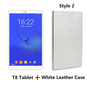 Teclast Master T8 Android 7.0 Tablet PC 8.4 Inch MTK8176 Hexa Core 4GB RAM 64GB ROM Front 13.0MP Camera Fingerprint Recognition