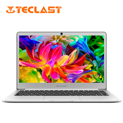 Teclast laptops F7 notebook 6gb RAM 128GB SSD 14.0'' Windows10 Home English Version Intel Quad Core 1.10GHz bluetooth 4.2 HDMI