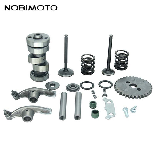 The Whole sets Kits Parts of 150cc 160cc YX Yinxiang Cylinder Head GT-118
