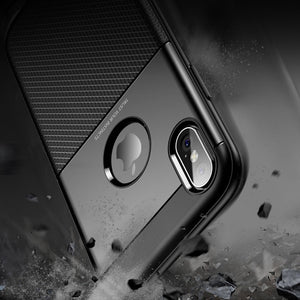 VOTHOON Premium Rugged Armor Case For iPhone X with Resilient Shock Absorption for Apple iPhone X Protective Case Cover ix Capa