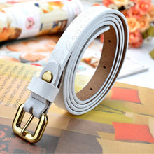 Women'S Belt Belts Genuine Leather Suspenders Waistband Gold Buckles Fashion For Dress Luxury Brand Ratchet Automatic Reversible