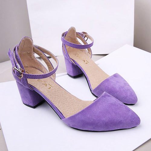 Women Sandals Summer sexy comfort 2018 women shoes fashion high quality In high-heeled Sandals women