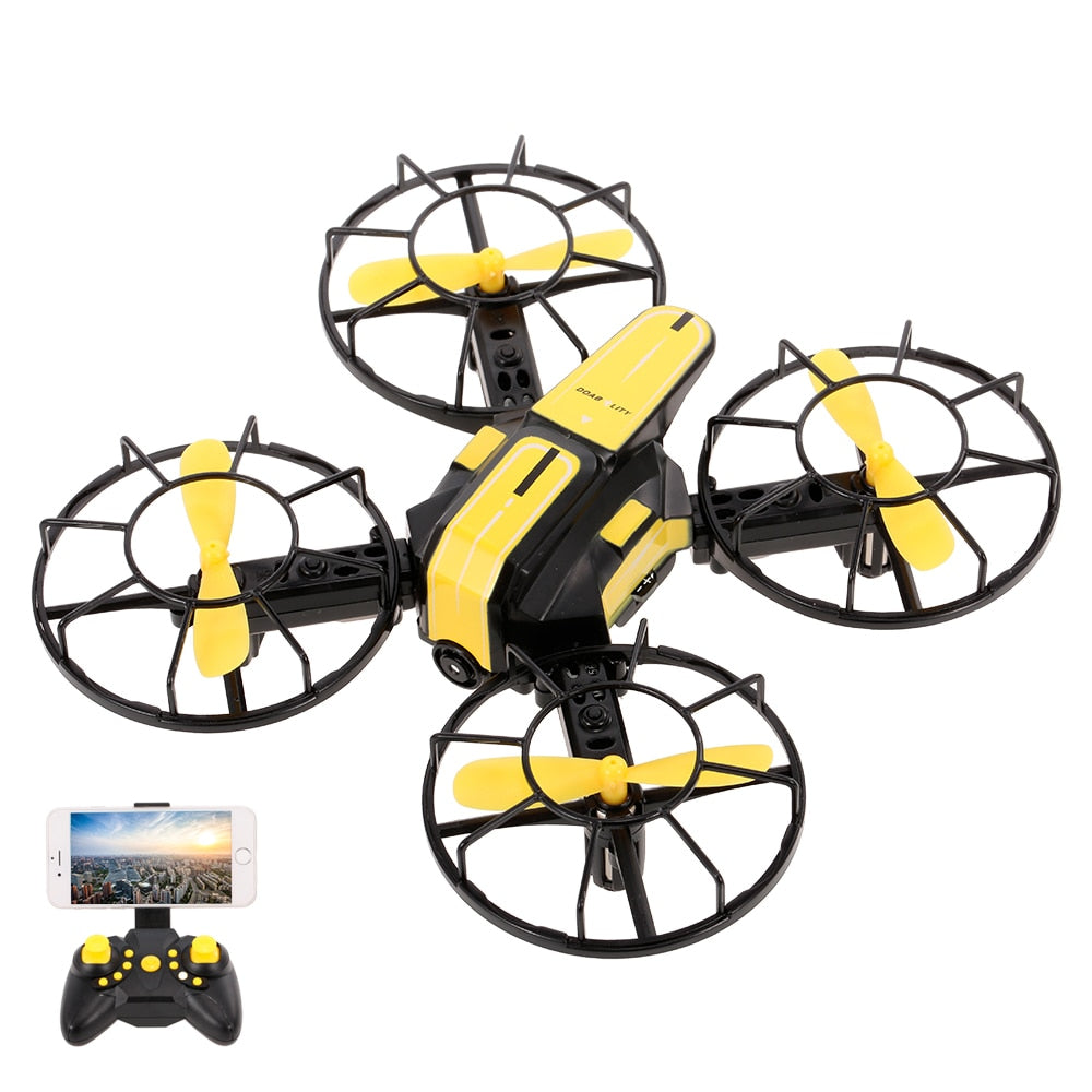 X1 Drone with Camera DIY Assemble Detachable 480P or 720P Wifi FPV Altitude Hold RC Drone Training Dron Kids Toys vs X12