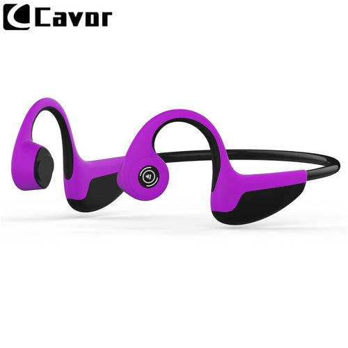 Z8 Headphones Bluetooth 5.0 Bone Conduction Wireless Headset for For Samsung Galaxy S10 E Iphone XS MAX Handsfree Sport Earphone