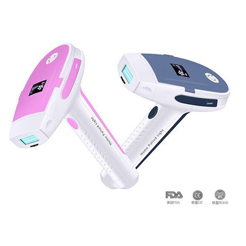 Laser Epilator Hair Removal Photon Skin Care Laser Device Permanent Facial Depilador Painless Laser Hair Removal 400,000 Pulses