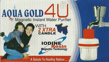 Aqua Gold 4U Magnetic Instant Water Purifier