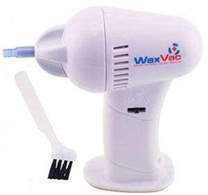 Wax Vac Ear Cleaner clean your ears easily