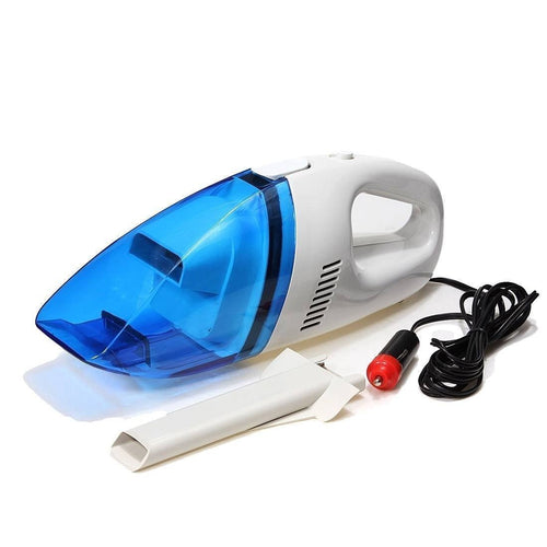 Car Vacuum + Electric Air Pump for Car Combo Deal