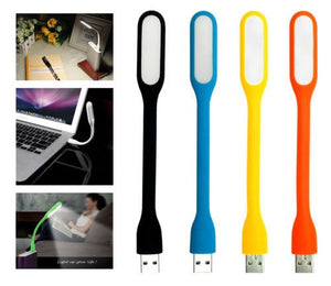 USB LED Light Lamp (Set of 6) For Computer Notebook Laptop PC Powerbank
