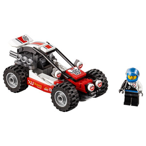 Lego City Series 60145 Beach Off - road Vehicles Fun Building Blocks Educational Toys Birthdays Christmas Gift For Children