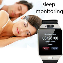 Bluetooth SMART Watch Phone with SIM Card& Memory Slots, Camera