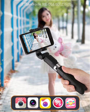Magcle Bluetooth Selfie Stick Tripod Mini wireless Extendable Monopod Selfie Stick Tripod + Remote controller for xiaomi iphone