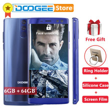 DOOGEE BL12000 PRO 6GB RAM 64GB ROM 12000 mAh 16MP+13MP+8MP 4 Cameras 6.0 inch 4G Lte 12V 3A Fast Charge Android 7.1 Smartphone