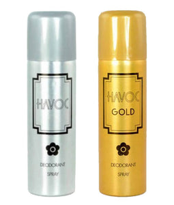 Havoc Silver Perfumed Deodorant 200ml