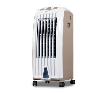 Freeshipping 75W power Air cooling fan silent cooling and Humidification air cooler air conditioners FLS-120F  2hours timing