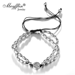Meyfflin New Vintage Anklets For Women Ethnic See Star Anklet Bracelet Barefoot Sandals Yogo Cheville Beach Ankle Jewelry
