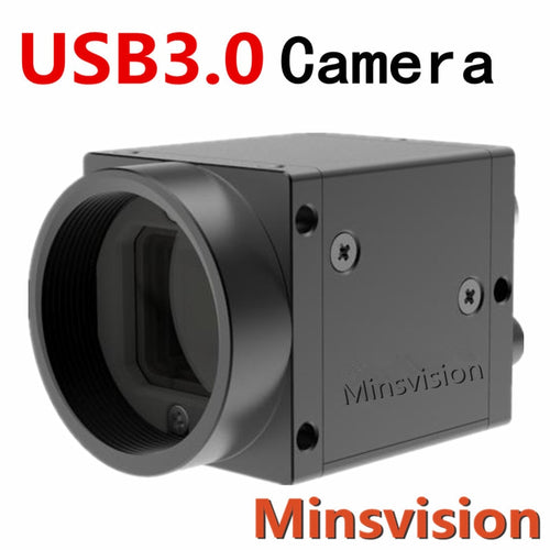 High speed USB3.0 industrial digital camera 1.3mp color global shutter external trigger Free SDK and measurement software