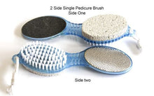 Vega 4 in 1 Pedicure Foot Scrubber PD-02