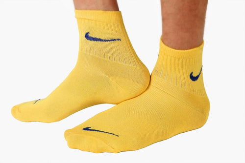 Nike Ankle Sports Socks - Pack of 3 Pairs