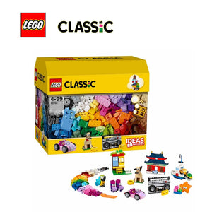 LEGO Classic Creative Building Set Architecture Building Blocks Model Kit Plate Educational Toys For Children L10702