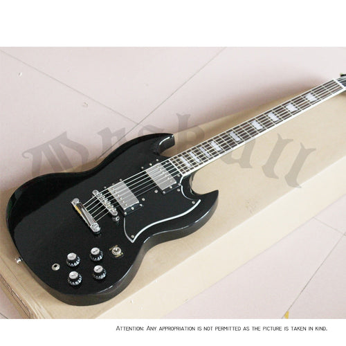 musical instrument professional chinese electric guitars chibson lp sg guitars black g400 custom guitar in stock